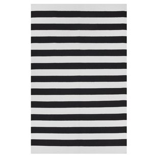 Black & White Striped Rugs You'll Love | Wayfair