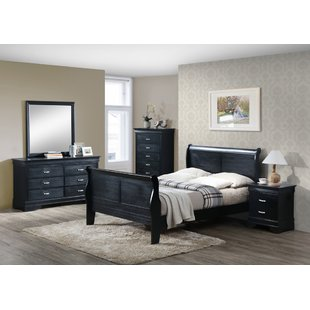 Black Bedroom Sets You'll Love | Wayfair.co.uk