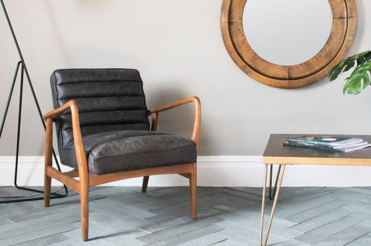 Three Great Leather Armchairs - Mad About The House