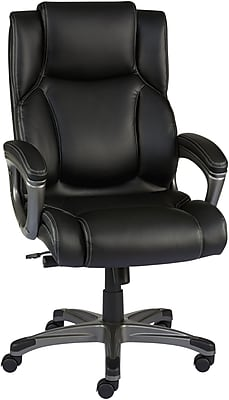 Black office chair and its benefits