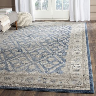 Blue & Brown & Tan Area Rugs You'll Love | Wayfair