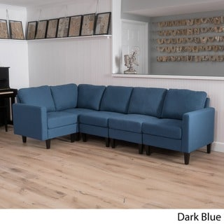 Buy Blue Sectional Sofas Online at Overstock | Our Best Living Room
