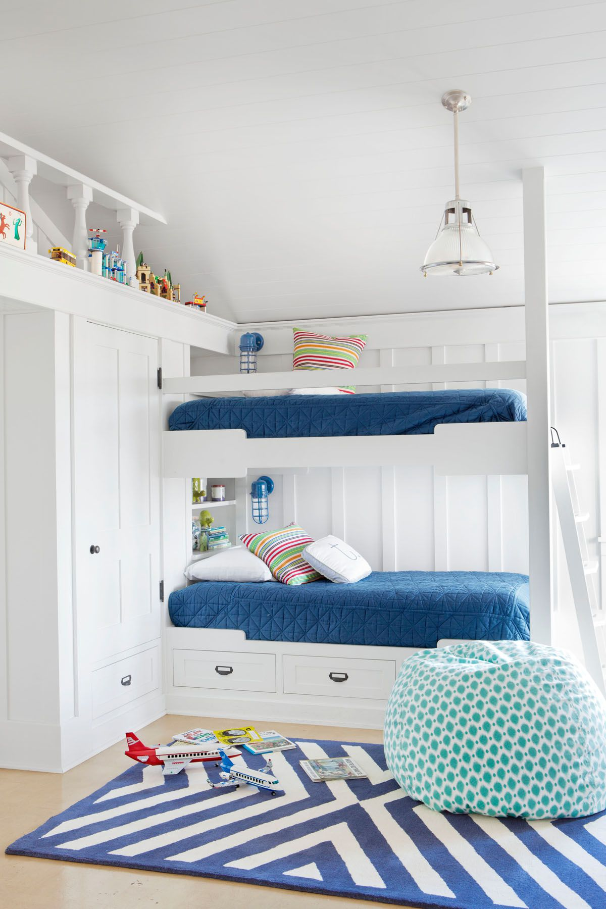 14 Best Boys Bedroom Ideas - Room Decor and Themes for a Little or