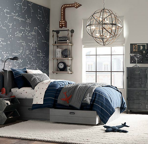 87 Gray Boys' Room Ideas | Storage | Pinterest | Cool bedrooms for