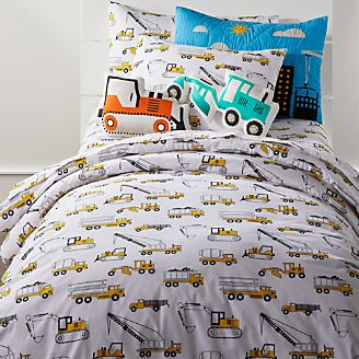 Boys Bedding | Crate and Barrel