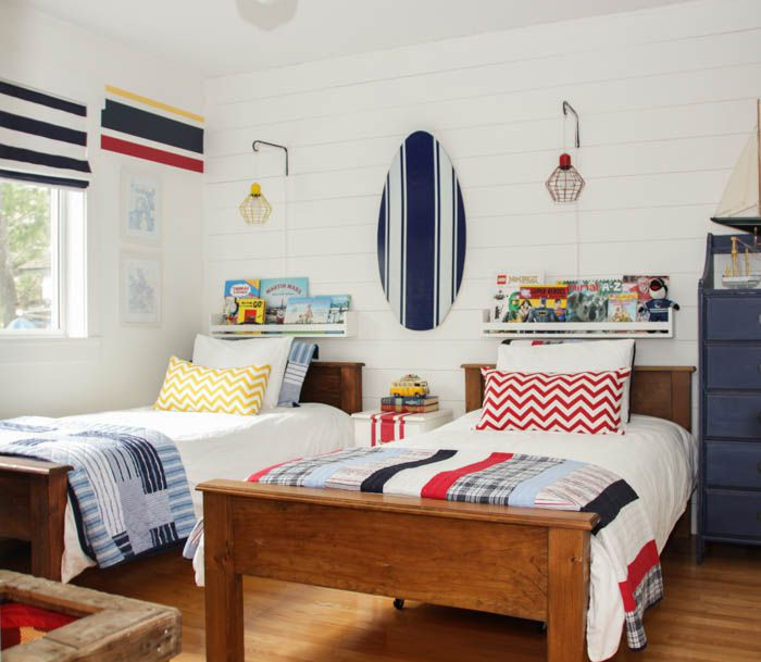Redesign or design in a new way your kids   room with some boys room ideas