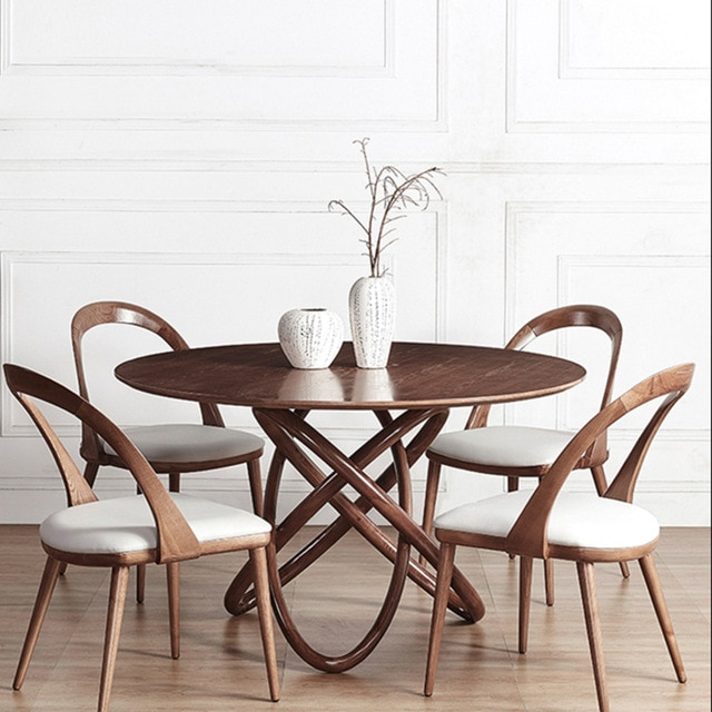 Cafe Furniture Sets solid wood coffee tables chairs sets 1 table+4