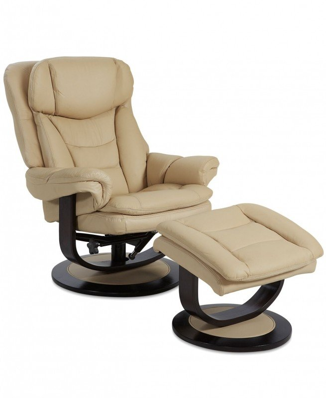 Leather Recliner Chair With Ottoman - Ideas on Foter
