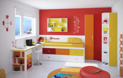 Children's Bedroom Furniture Ideas | Inhabit Zone