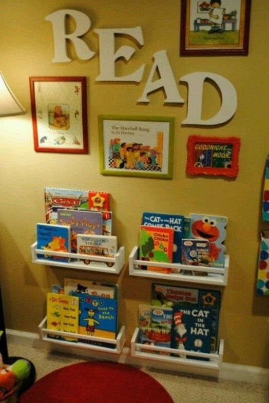 25 Really Cool Kids' Bookcases And Shelves Ideas | Craft Ideas