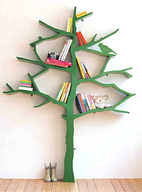 8 Clever Ways To Display Your Child's Books ⋆ Handmade Charlotte