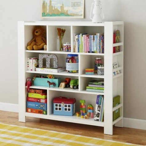 37 DIY Bookshelf Ideas: Unique and Creative Ideas