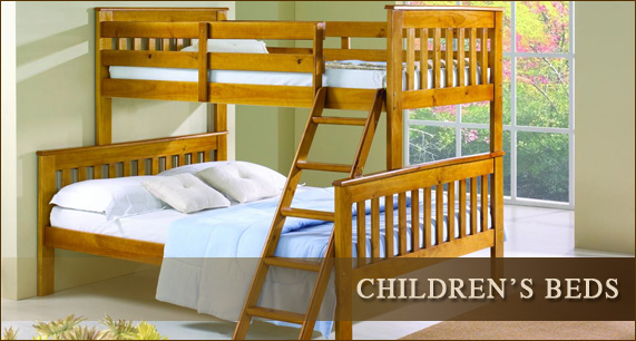 Fine Wood Furniture :: Kids Beds :: Childrens Beds :: Youth Beds