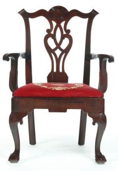 A look at Chippendale furniture | At Home | hoosiertimes.com