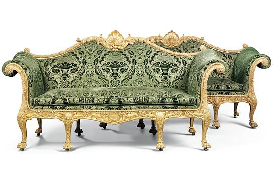 Christie's London to Auction Rare Chippendale Furniture - Barron's