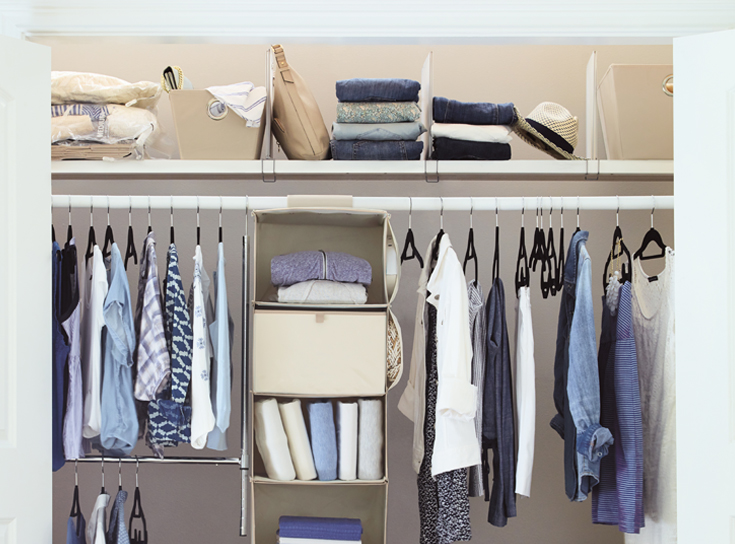 Closet Organization Tips: 5 Easy Steps To A Clean Closet | Your Move