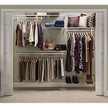 Amazon.com: ClosetMaid 22875 ShelfTrack 5ft. to 8ft. Adjustable