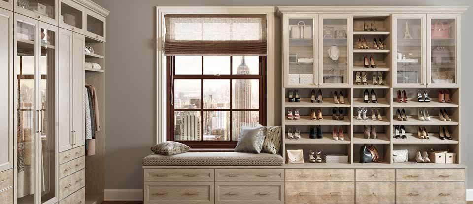 Closet Systems & Custom Design Solutions | California Closets