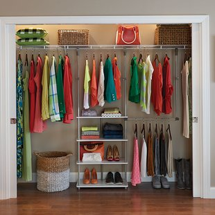 Closet Systems | Birch Lane