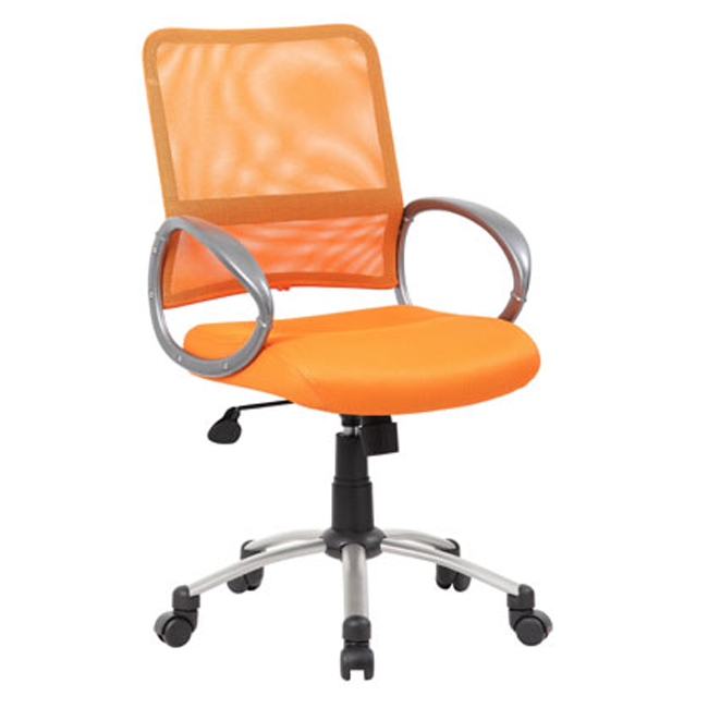 Boss Vibrant Managers Mesh Chair - B6416 | Mesh Office Chairs