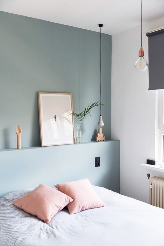 the power of pantone | home | Pinterest | Bedroom green, Home and