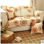 Choose colourful sofa covers for your   couch