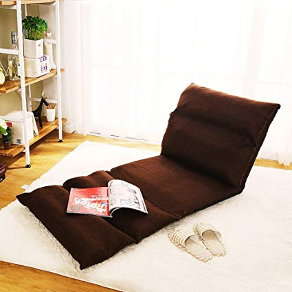 Amazon.com: Private home textiles Bedroom Floor Chair,Sofa Lazy