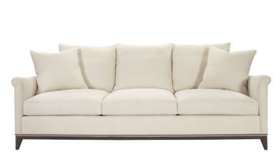 Jules Sofa from the Atelier collection by Hickory Chair Furniture Co