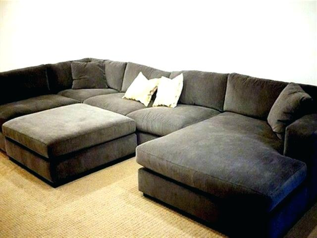Comfy Sectional Couch Huge Couch Oversized Comfy Couch Comfy