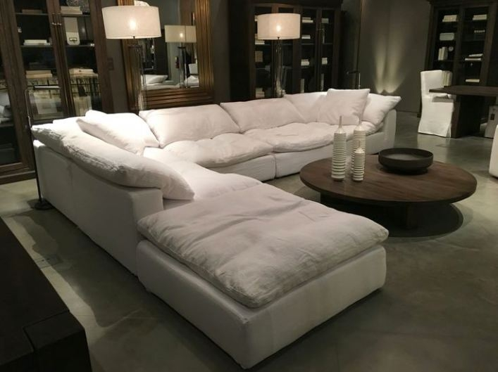 Precious Magnificent Comfortable Sectional Couch Comfy Sofa A Really