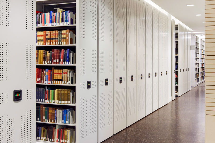 Compact Library Storage | Donnegan Systems Inc.