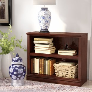 Low & Horizontal Bookcases You'll Love | Wayfair