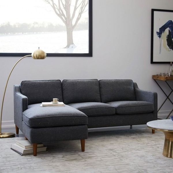Best Sofas And Couches For Small Spaces: 9 Stylish Options