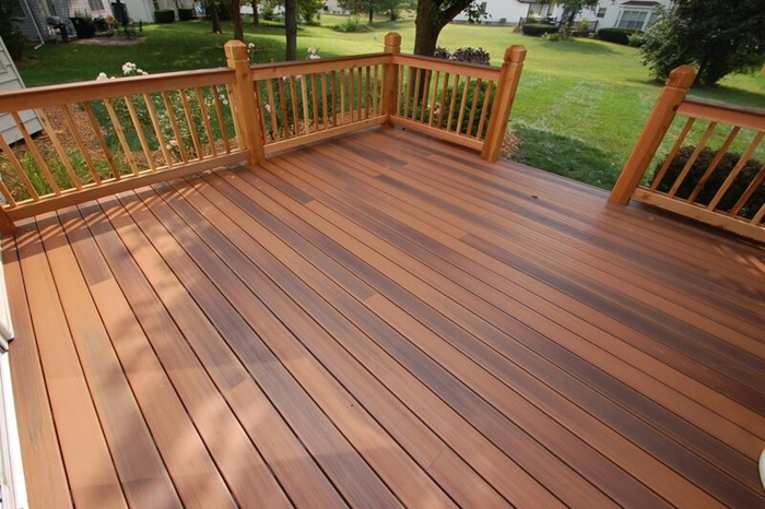 How capped composite materials overcome common decking concerns