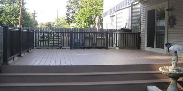 Composite Decks - advantages, brands, photos, & local deck builders