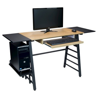 Plentiful collection of computer desks
