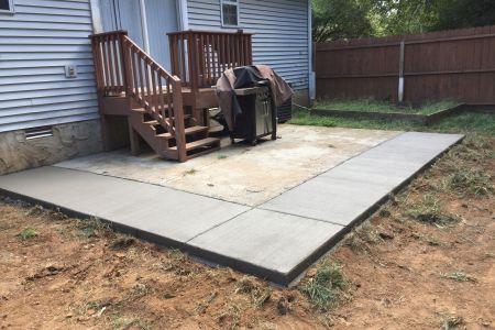 Concrete Patios | Nashville Concrete Company
