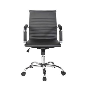 Leather Conference Room Chairs | Wayfair