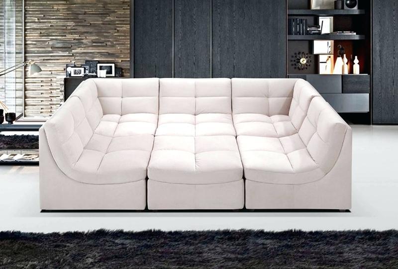 Gray Contemporary 4 Piece Sectional Sofa Modern For Sale Toronto