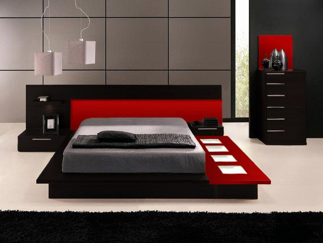 25 Amazing Platform Beds For Your Inspiration | Home decor