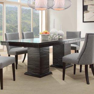 Modern Extendable Dining Tables | AllModern