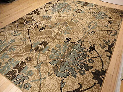 Amazon.com: Large 8x11 Contemporary Rugs for Living Room Dining Rugs
