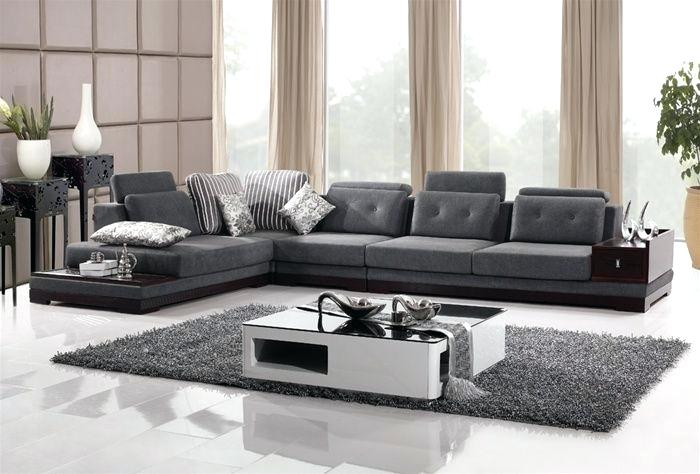 Good Contemporary Sectional Sofas For Sofa Table Ideas With Couch