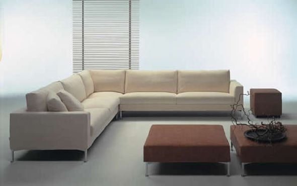 Breathtaking Modern Sectional Sofas Modern Sectional Sofas For