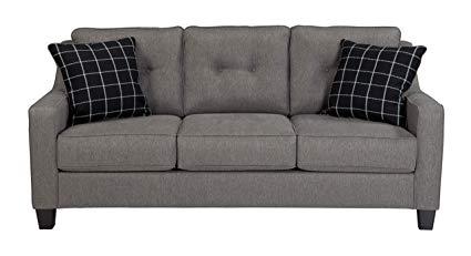 Amazon.com: Benchcraft - Brindon Contemporary Sofa Sleeper - Queen