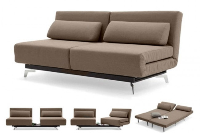 Make your apartment a cozy home with   convertible sofa beds