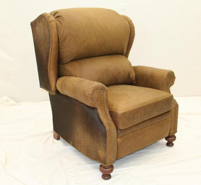 Cool Western Style Furniture Recliner