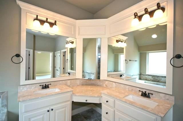 Corner Bathroom Vanities And Sinks Corner Vanity Sink Master Bath