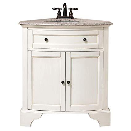 Amazon.com: Hamilton Corner Bath Vanity, 35