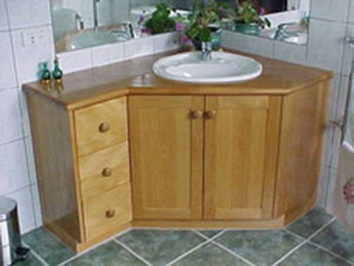 Ecke Vanity Sink | bathroom | Corner bathroom vanity, Corner sink